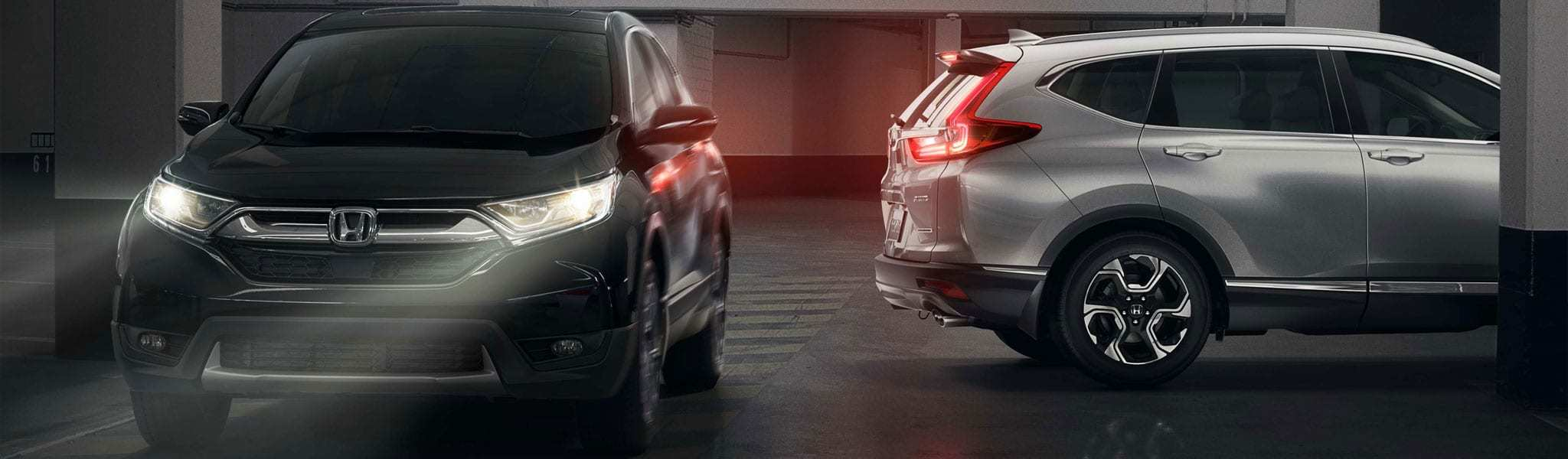 Forward collision warning and other safety systems on the Honda CR-V