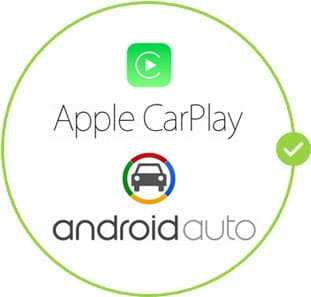 Android Auto and Apple CarPlay are standard on the Honda Pilot