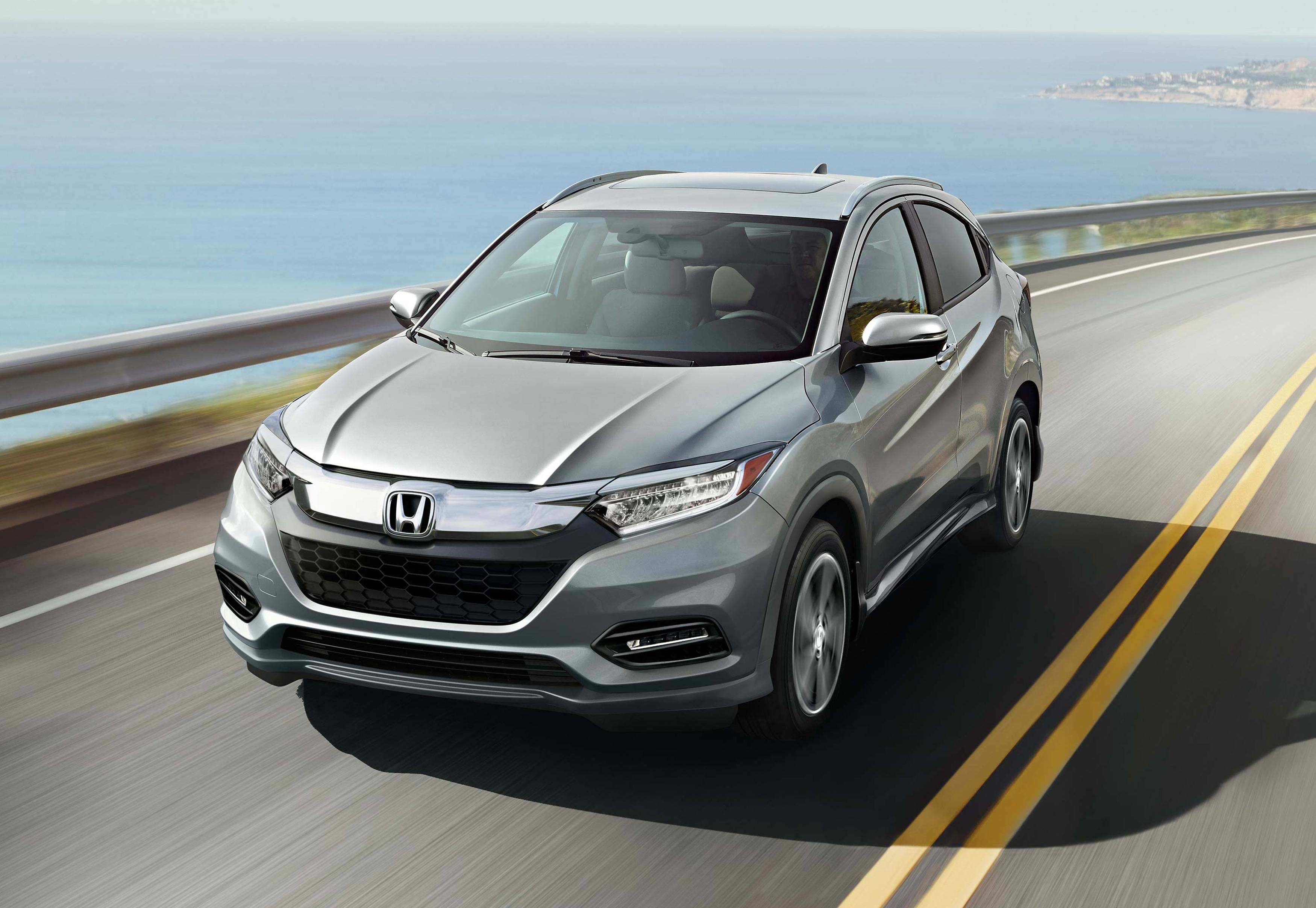Honda Fit and the Honda HR-V