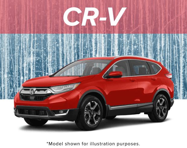CRV Winter Tires